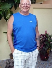 Alan 66 y.o. from UK