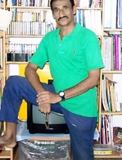 DHRUVA 73 y.o. from India