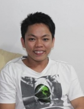 JOHN NIÑO 29 y.o. from Philippines