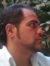 Basel 43 y.o. from Syria